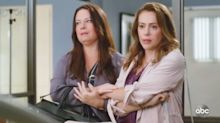 'Charmed' reunion puts fans through emotional rollercoaster on 'Grey's Anatomy'