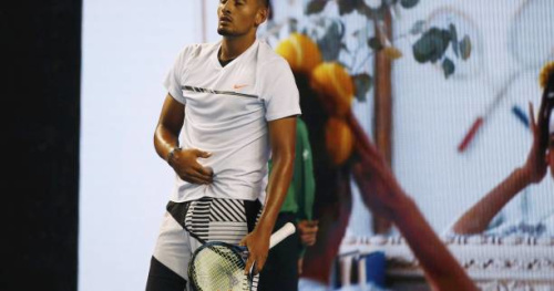 Tennis - ATP - Indian Wells - Indian Wells : Nick Kyrgios forfait en quarts contre Roger Federer