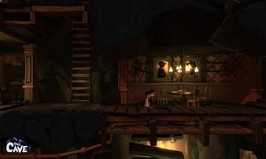 The Cave unearths some environmental screenshots