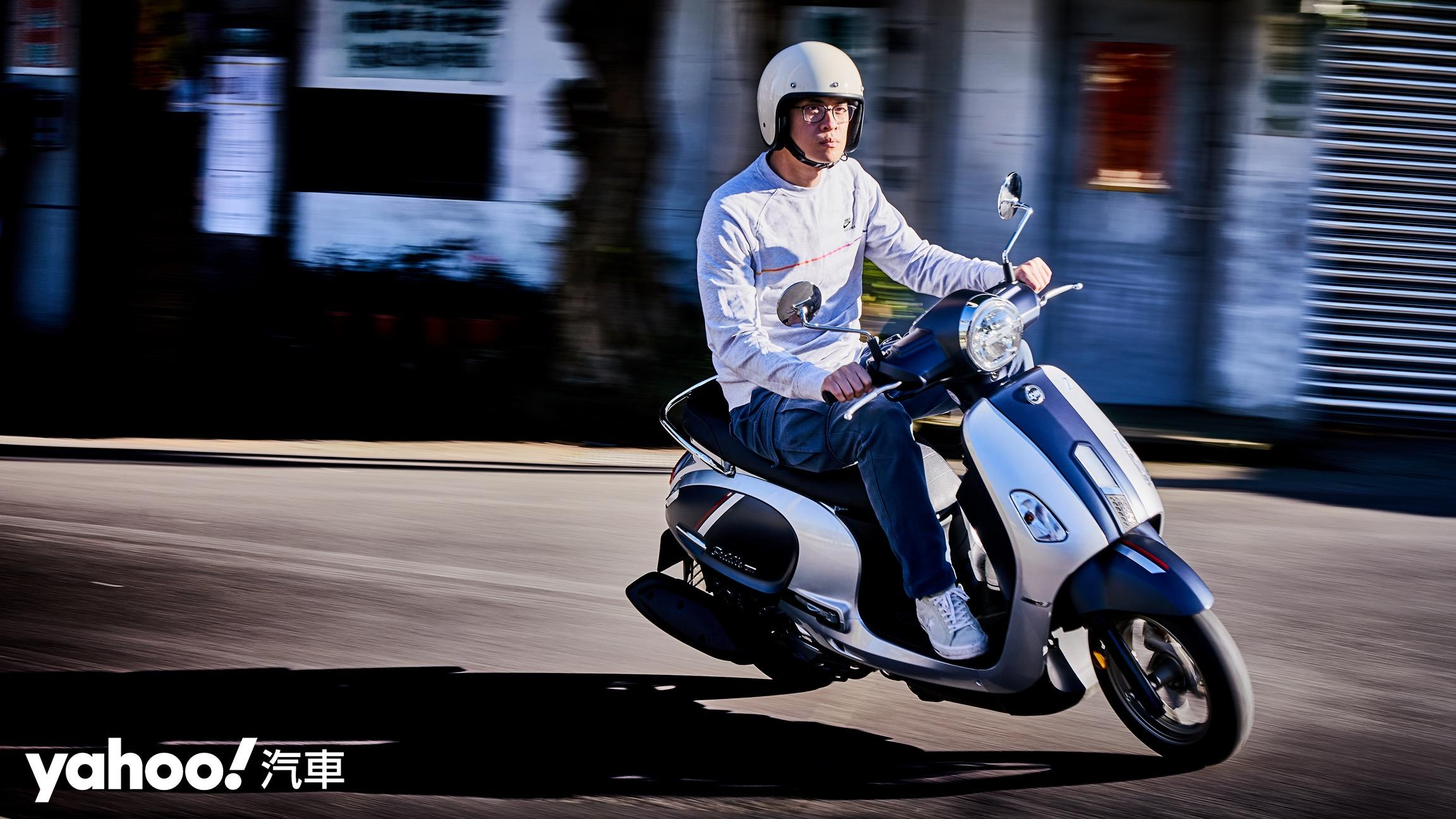 升級再升級!2021熟男紳活新主張SYM Fiddle DX 150全新發表暨試駕體驗!