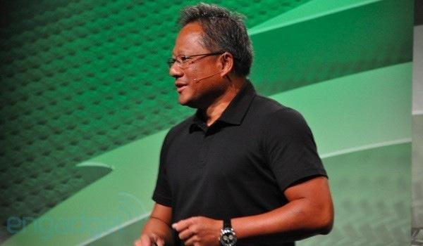 NVIDIA CEO sees major growth in mobile processing, quad-core tablets coming this year