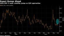 China Sends Warning Signal to Yuan Bears Before G-20 Meeting