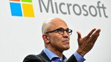 Microsoft conquista una capitalizzazione di mille mld di dollari