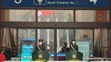 Wuhan goes on lockdown following coronavirus outbreak, but WHO isn't ready to declare global emergency