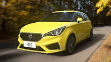 Sporty new MG 3 will cost less than £9,500