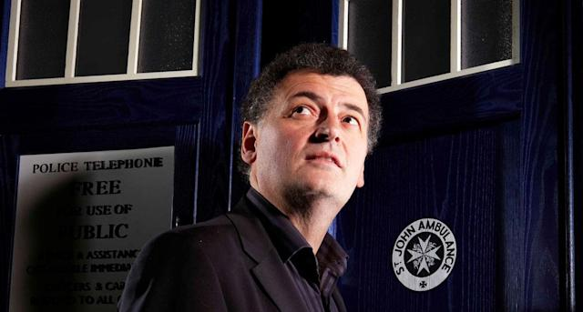 Chris Chibnall is in charge of 'Doctor Who,' and it's British TV's fault