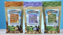 You'll soon be able to snack on Ben & Jerry's cookie dough