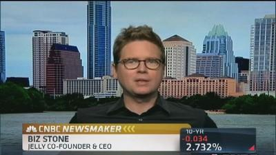 Biz Stone: It's about adding value & helping people