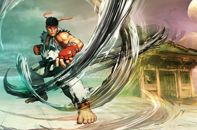 Street Fighter V is coming to SteamOS