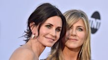 Courteney Cox reveals Jennifer Aniston's nickname in birthday message