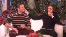 Armie Hammer's awkward first rehearsal/makeout session with Timothée Chalamet