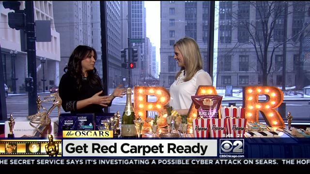 Roll Out The Red Carpet At Your Own Oscar Party
