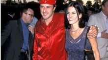 Courteney Cox's Daughter Wears Mom's Red Carpet Dress Decades Later