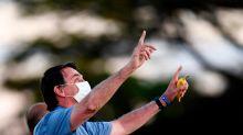 Bolsonaro diz que teve resultado negativo em novo teste de Covid-19