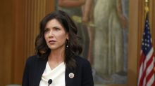 South Dakota Gov. Noem to build security fence around residence