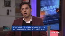Nintendo jumps on report it's launching Pokemon Go in Chi...