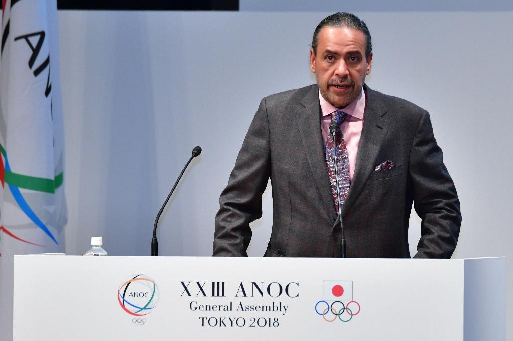 Controversial sheikh re-elected as Asian Olympic chief