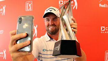 Leishman pulls away for CIMB Classic title