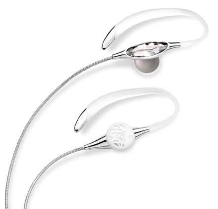 Philips' Active Crystals range features Swarovski, who else