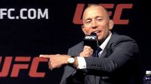 Georges St-Pierre heaps praise upon Khabib: 'as perfect as you can get'