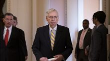 McConnell says Congress in 'holding pattern' on gun control