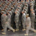 Female soldiers at Kansas Army post face greater risk of sexual assault, study finds