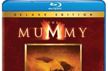 Universal fesses up to The Mummy Trilogy on Blu-ray