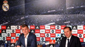 """Kroos: """"Tengo una relación especial con el Real Madrid"""""""