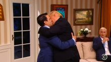 'The Mooch' Returns to Declare His Love for 'Trump' on 'The President Show'