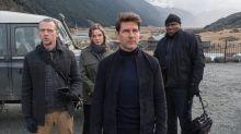Veja cena da contusão de Tom Cruise durante filmagens do novo 'Missão: Impossível'
