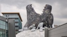 Godzilla bursts out of Hollywood cinema
