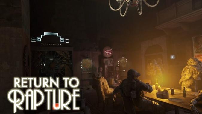 Modder makes a Bioshock VR mod for Half-Life: Alyx