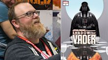 'Star Wars' comic book writer fired by Marvel over 'vulgar tweets' to online trolls