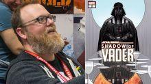 'Star Wars' comic book writer fired by Marvel over 'vulgar tweets' to online trolls