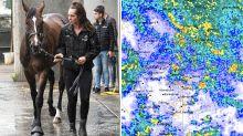 Sydney 'rain bomb' sees first Golden Slipper postponement in 58 years