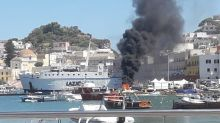 L'esplosione si è verificata durante il rifornimento di carburante