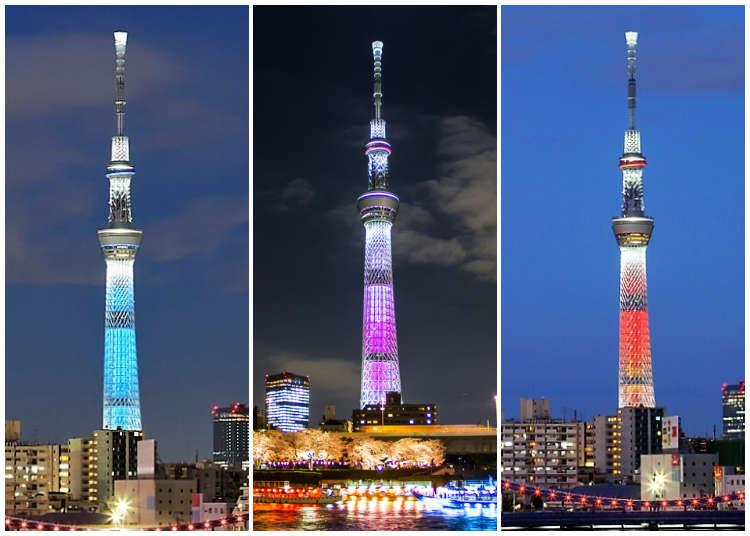徹底解析!東京晴空塔(R)內行人才知道的道地玩法