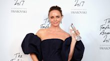 Sustainable queen Stella McCartney takes home first Innovation trophy at the Fashion Awards 2017