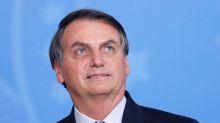 El presidente brasileño Bolsonaro dice que posiblemente tiene un cáncer de piel