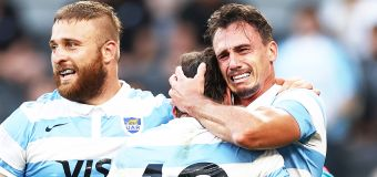 'Moment of a lifetime': World reacts to 'madness'
