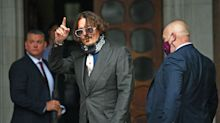 Johnny Depp denies slapping ex-wife over 'Wino Forever' tattoo