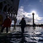 Flooding emergency in Italy