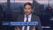 Columbia Law School's Tim Wu says big tech companies stif...