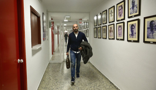 Primera Division: FC Sevilla: Trennung von Sportdirektor Monchi fix