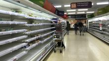 Record £10.8bn spent on groceries in 'March madness'