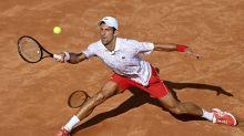 Novak Djokovic survives tough first set on way to beating Filip Krajinovic