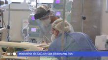 Covid-19: Brasil tem 118.649 mortes