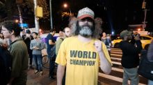 '30 Rock' star Judah Friedlander hits NYC immigration protests
