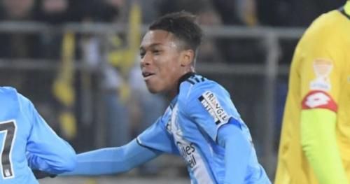 Foot - Gambardella - Une finale OM - Montpellier en Coupe Gambardella