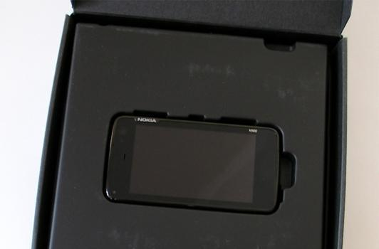 Nokia N900 unboxed, and no, you can't unbox your own (yet)